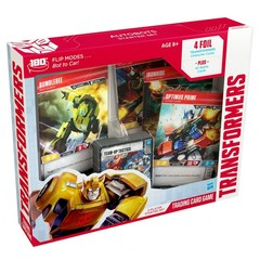 Transformers TCG 2-Player Starter Set Season 1 - Autobots