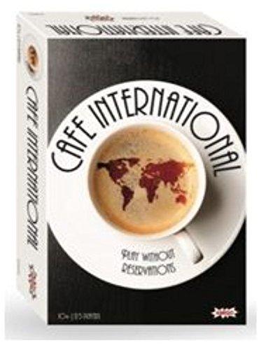 Cafe International (2018)