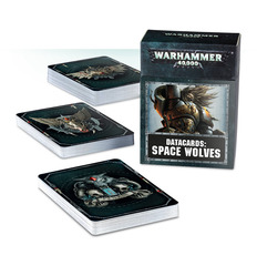 Datacards: Space Wolves (French)