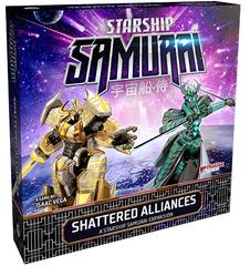 Starship Samurai: Shattered Alliances Expansion
