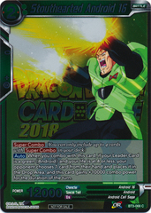 Stouthearted Android 16 (Event Pack 2018) - BT3-068 - C - Foil