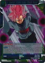 Joyful Strike Goku Black Rose (Event Pack 2018 )- P-015 - PR - Foil