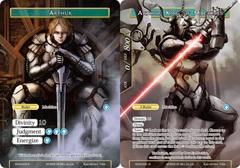 Arthur // Arthur, King of Machines - SDV3-002 - R