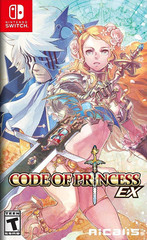Code of Princess EX