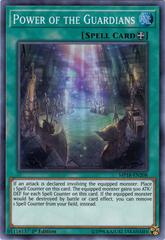 Power of the Guardians - MP18-EN208 - Super Rare - 1st Edition
