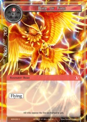 Bird of Fire - NDR-022 - C on Channel Fireball