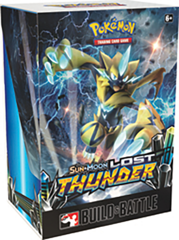 Sun & Moon: Lost Thunder Prerelease Pack