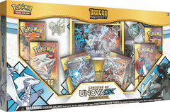 Pokemon Dragon Majesty - Legends of Unova GX Premium Collection