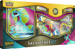 Dragon Majesty Special Collection - Salamence GX