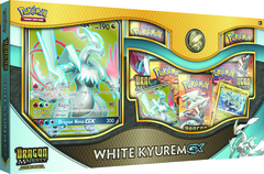 Pokemon: Dragon Majesty Special Collection - White Kyurem GX