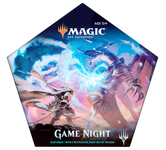 Magic The Gathering: Game Night