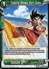 Trading Blows Son Goku - TB2-036 - C