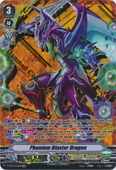 Phantom Blaster Dragon - V-BT02/001EN - SVR (Gold Hot Stamp)