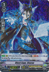 Black Sage, Charon - V-BT02/006EN - RRR on Channel Fireball