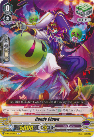 Candy Clown - V-BT02/084EN - C