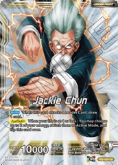 Jackie Chun // Jackie Chun, the Mysterious Fighter - TB2-050 - UC - Foil