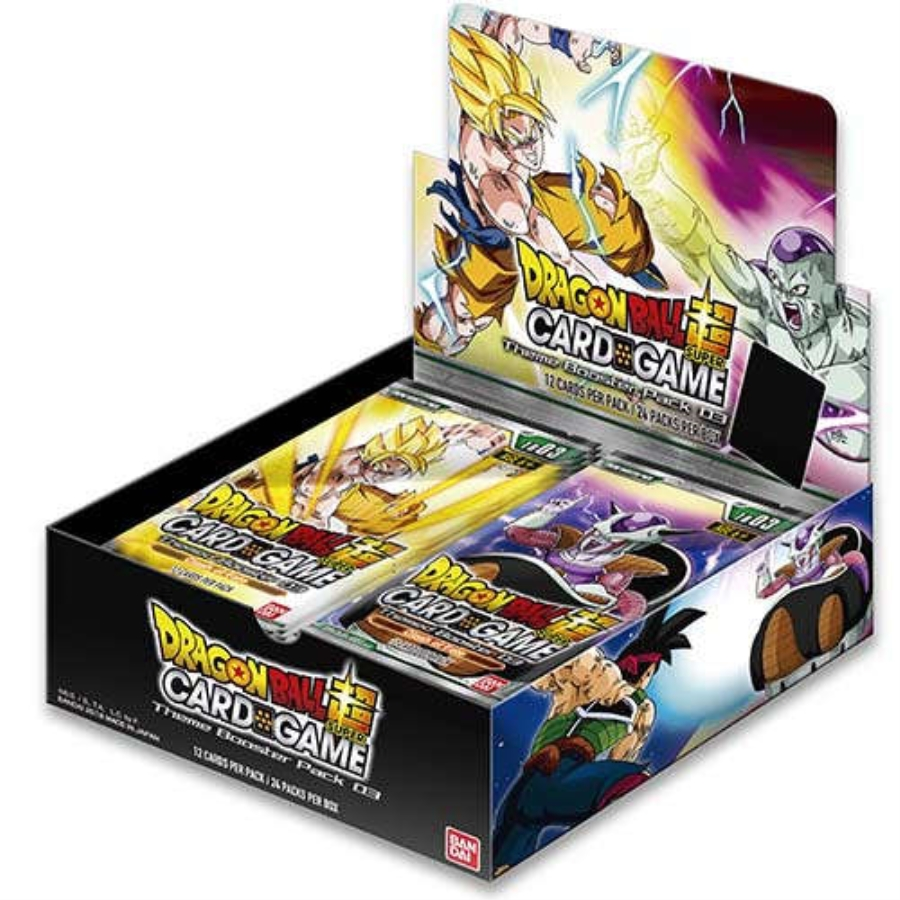 Dragon Ball Super - Clash of Fate Booster Box
