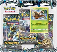 Sun & Moon - Lost Thunder 3 Pack Blister - Alolan Exeggutor