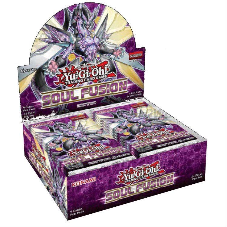 Soul Fusion Booster Box