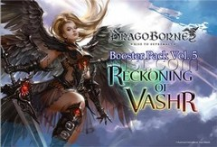 Dragoborne- Reckoning of Vashr Booster Box