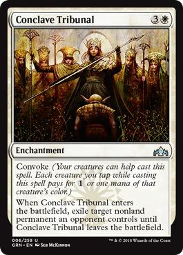 Conclave Tribunal - Foil