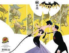 Batman #50 (Dynamic Forces Jae Lee Exclusive)