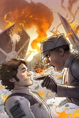 Star Wars Han Solo Imperial Cadet #1 (Of 5) (STL099730)