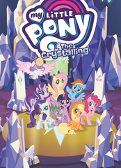 My Little Pony Tp Vol 11 The Crystalling (STL085243)
