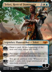 Teferi, Hero of Dominaria - Foil on Channel Fireball
