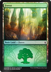 Forest (A09) - Foil
