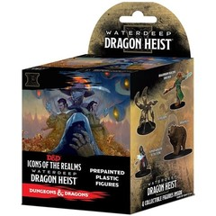 Icons of the Realms: Waterdeep - Dragon Heist - Booster Pack