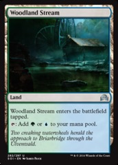 Woodland Stream (Shadows Over Innistrad) - Planeswalker Deck Exclusive