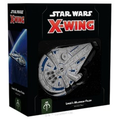 Star Wars X-Wing - Second Edition - Lando's Millennium Falcon Expansion Pack