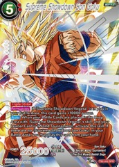 C Awkward Situation Trunks TB2-026 Foil TB2-026  1 Dragon Ball Super
