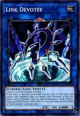 Link Devotee - CYHO-EN036 - Common - Unlimited Edition