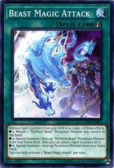 Beast Magic Attack - CYHO-EN063 - Common - Unlimited Edition
