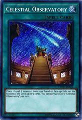Celestial Observatory - CYHO-EN064 - Secret Rare - Unlimited Edition