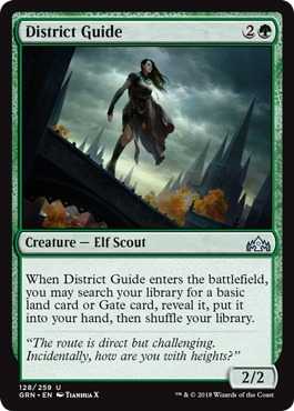 District Guide - Foil
