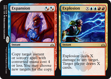 Expansion // Explosion