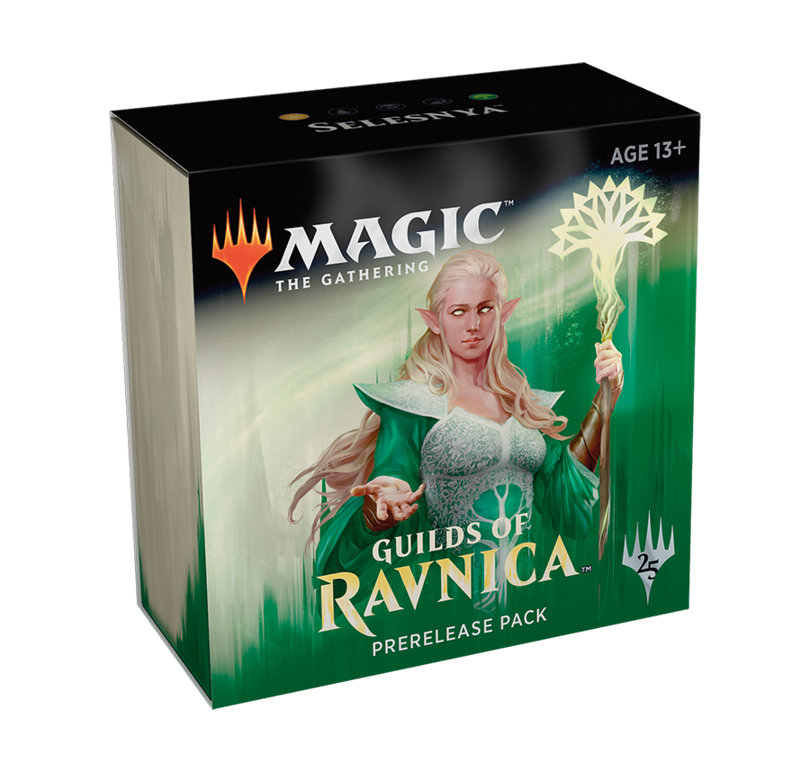 Guilds of Ravnica Prerelease Kit - Selesnya - Magic Products