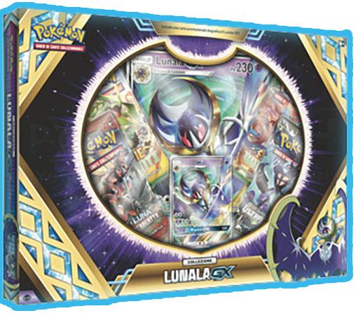 Lunala GX Collection