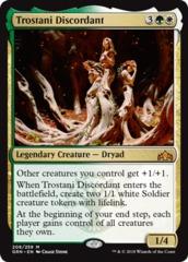 Trostani Discordant - Foil