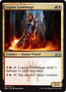 Legion Guildmage - Foil