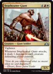 Swathcutter Giant - Foil
