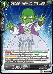 Dende, New to the Job - BT5-109 - C - Foil on Channel Fireball
