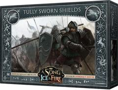 A Song of Ice & Fire - Tabletop Miniatures Game - Tully Sworn Shields
