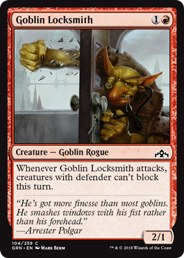 Goblin Locksmith