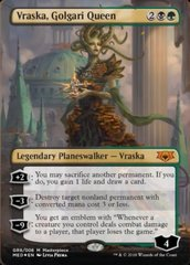 Vraska, Golgari Queen - Foil on Channel Fireball