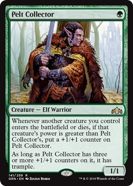 Pelt Collector