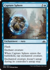 Capture Sphere - Foil